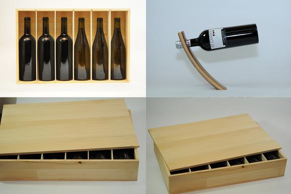 20 Wine Bottles Photo Bundle