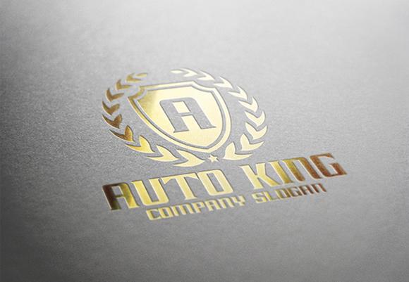 Auto King Logo
