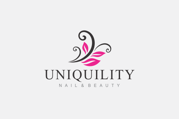 Nail Beauty Logo