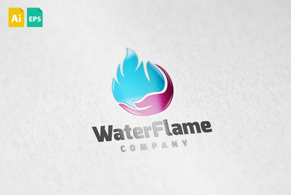 WaterFlame Logo