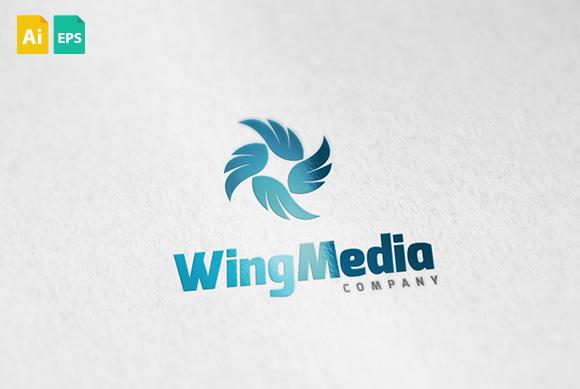 WingMedia Logo