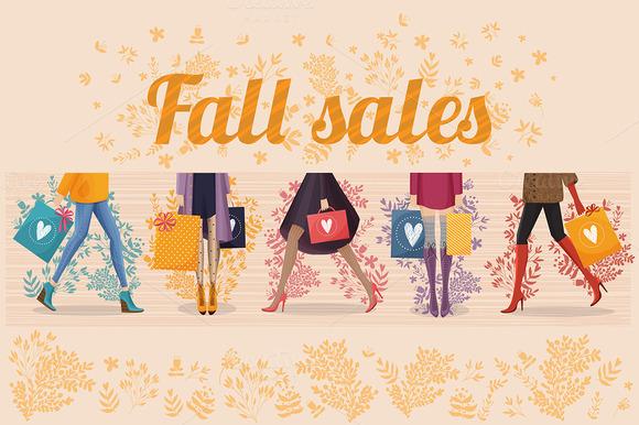 Fall Sales