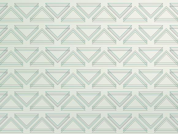 Trianglular Pattern