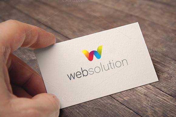 Websolution Logo