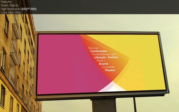 Billboard Mockup 43