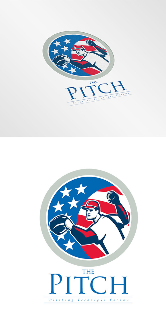 The Pitch Forums Logo