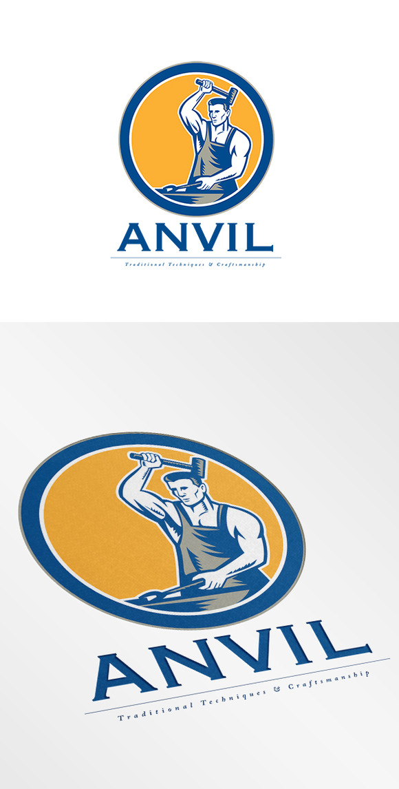 Anvil Traditional Techniques Logo