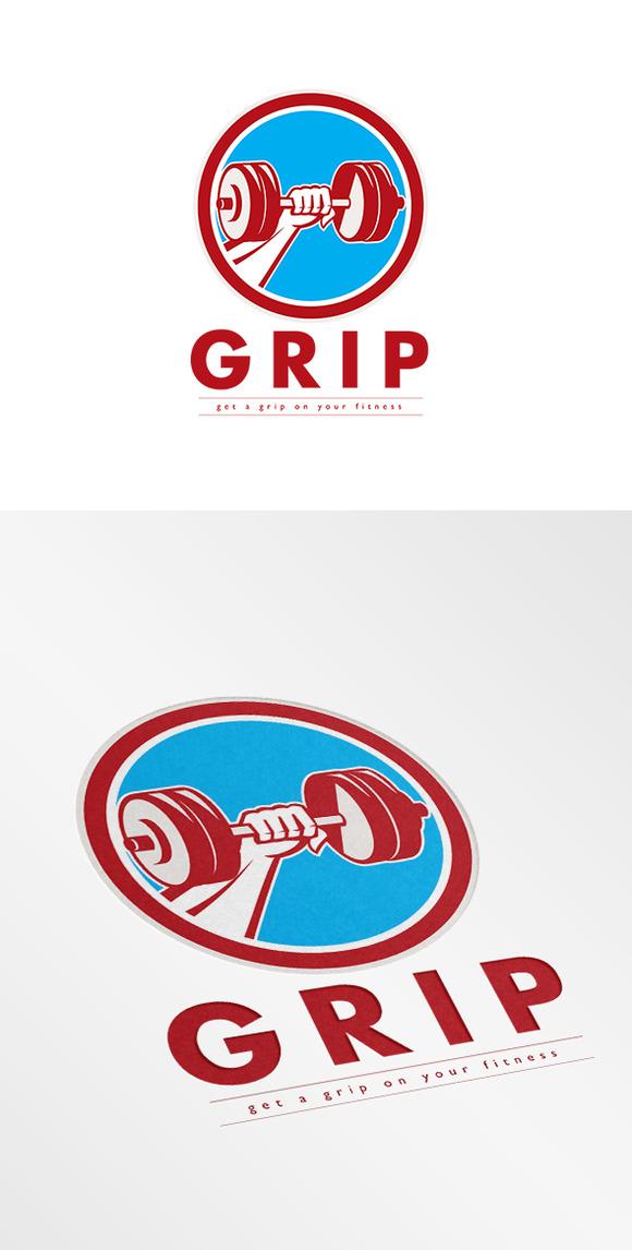 Grip Fitness Logo