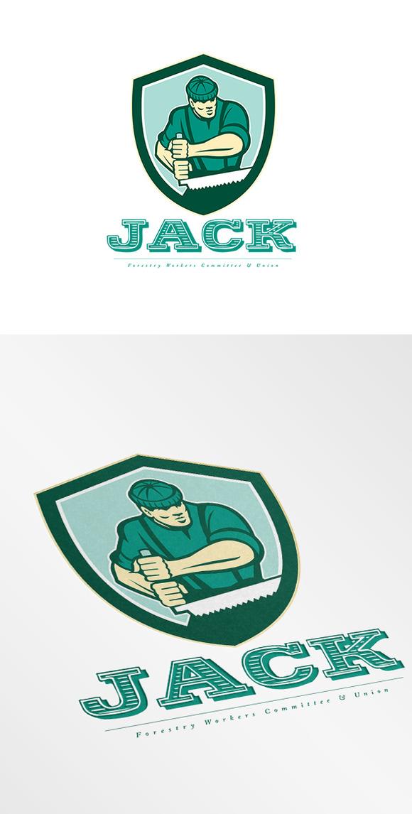 Jack Forestry Union Logo