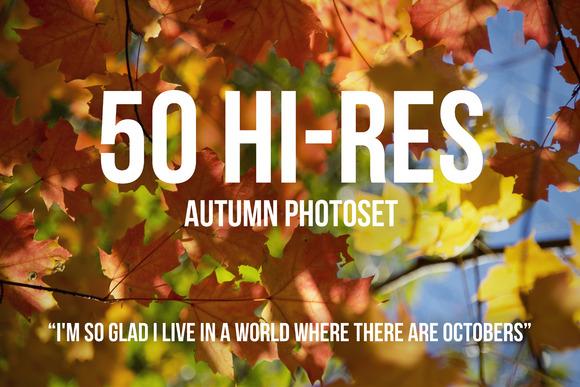 On Sale Autumn Photoset 50 Images