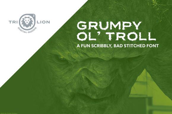 Grumpy Ol Troll