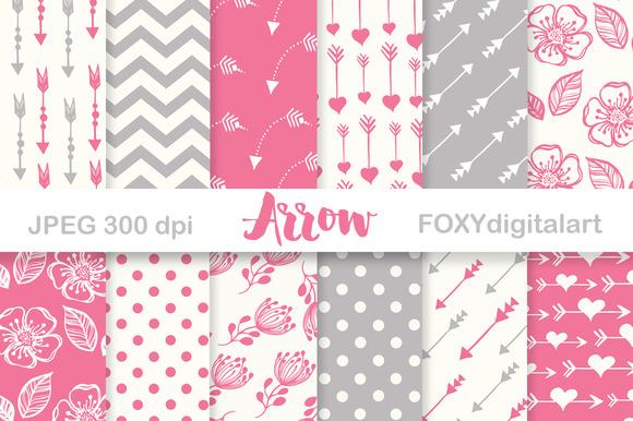 Arrows Digital Papers