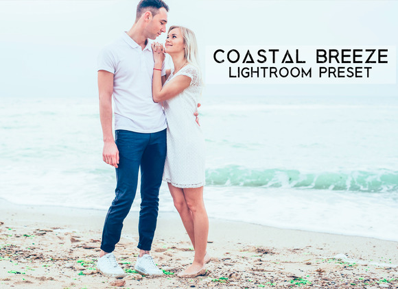Coastal Breeze Cool LR Preset