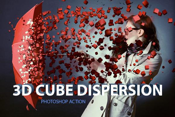 3D Cube Dispersion