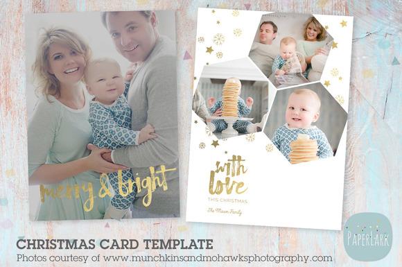 AC077 Christmas Card
