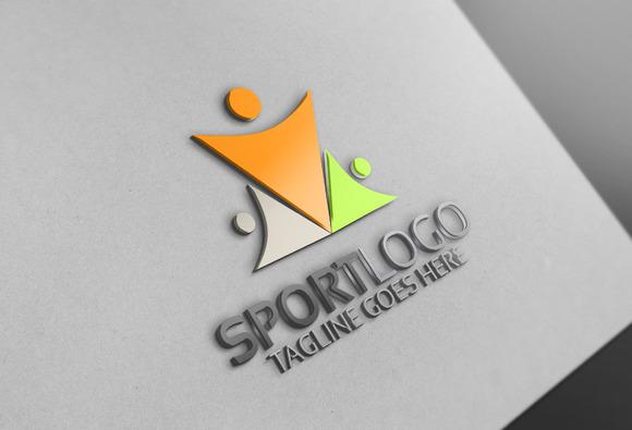 Sport Logo Version 2