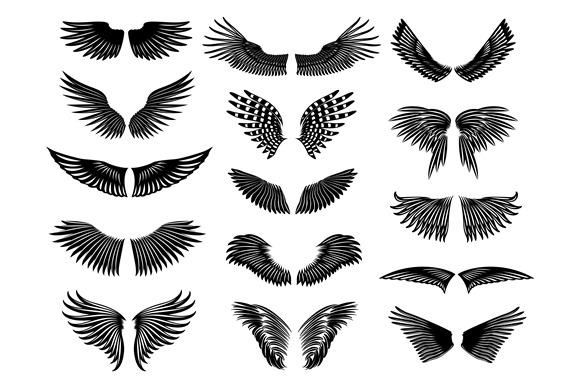 Wing Natural Detailed Set