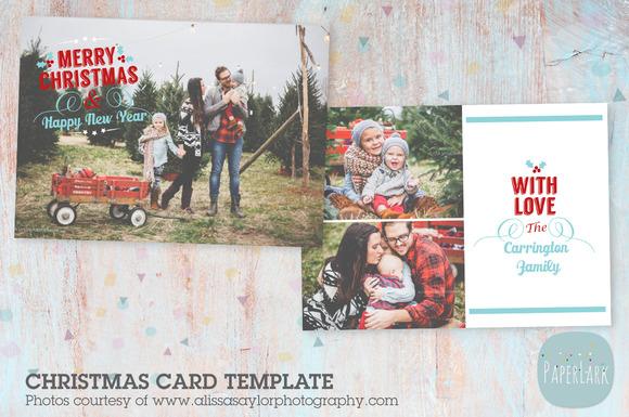 AC020 Christmas Card