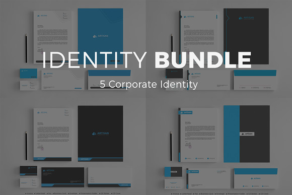 Corporate Identity Bundle