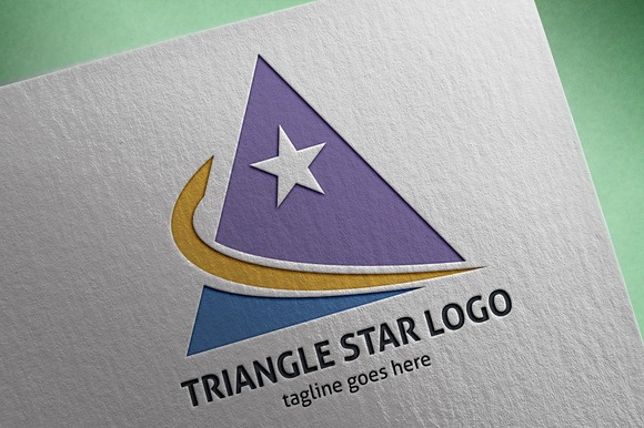 Triangle Star Logo