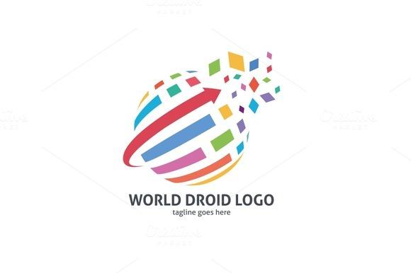 World Droid Logo