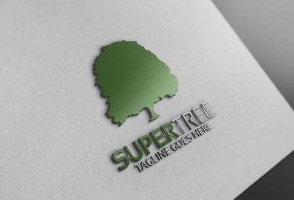 Super Tree Logo