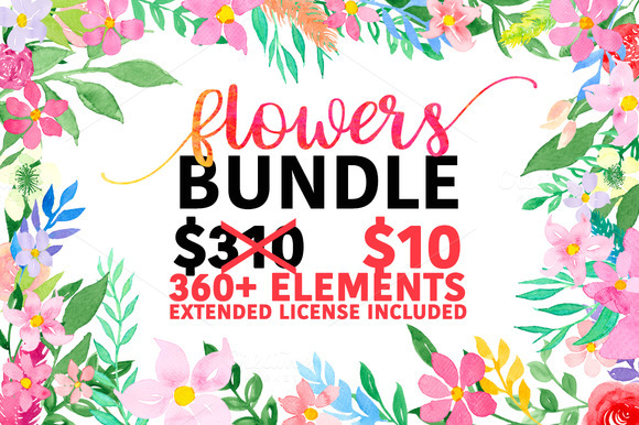 Flowers Bundle