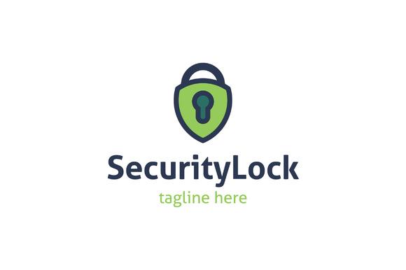 Security Lock Logo