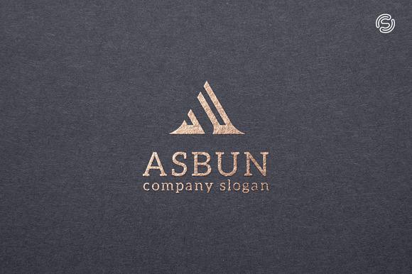 Asbun Letter A Logo Template