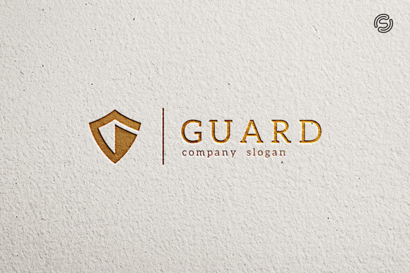 Guard Logo Template
