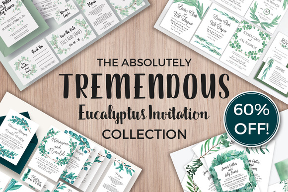 Tremendous Eucalyptus Collection