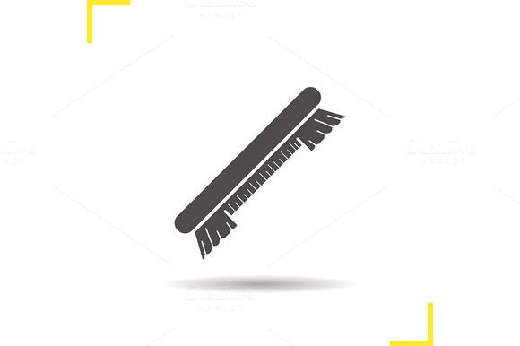 Brush Icon Vector
