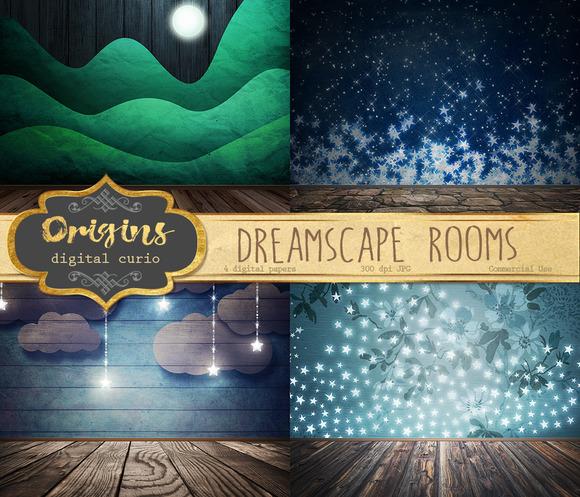 Dreamscape Room Backdrops