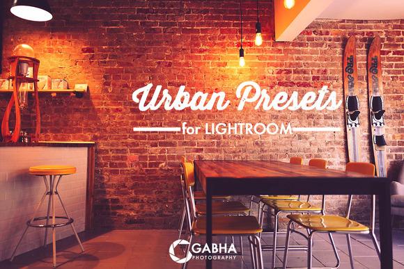 Urban Presets For Lightroom