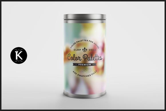 Color Palettes Can V.048