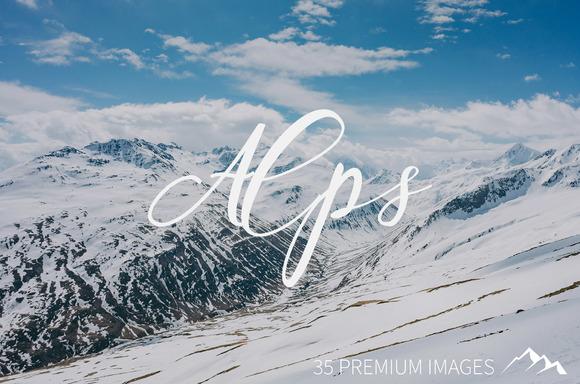 Alps 35 Premium Images