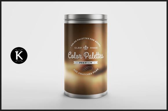 Color Palettes Can V.079