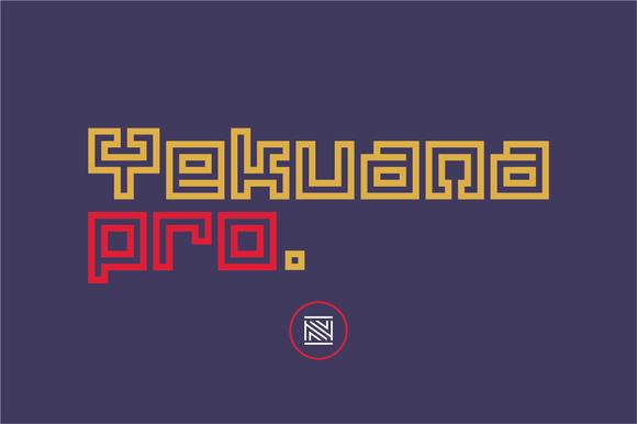 Yekuana Pro Family Intro 80% OFF