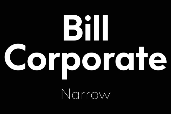 Bill Corporate Narrow Intro Offer