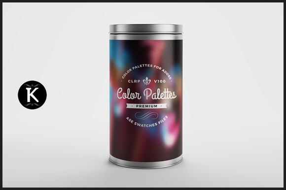 Color Palettes Can V.100