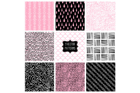 9 Vector Patterns