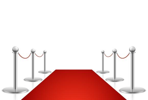 Red Carpet Awards Show Background