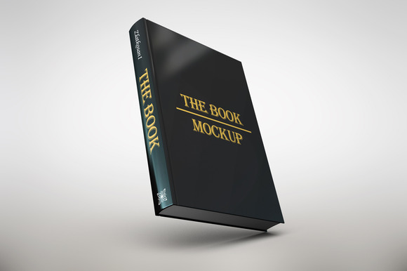 The Book Mock Up