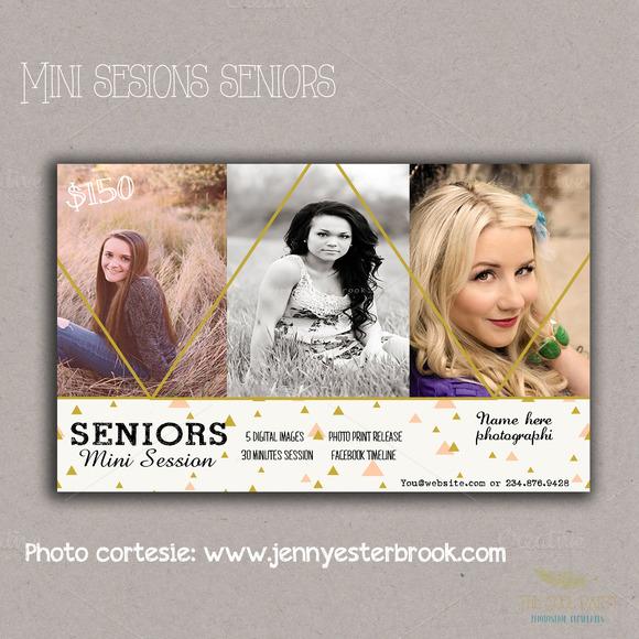 Senior Photography Marqueting