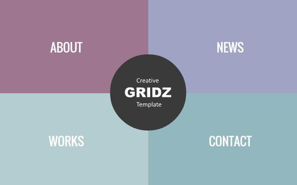 Gridz Creative Portfolio Personal