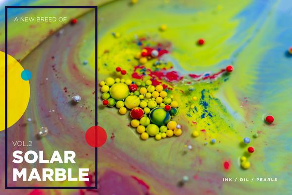 Solar Marble Textures VOL.2