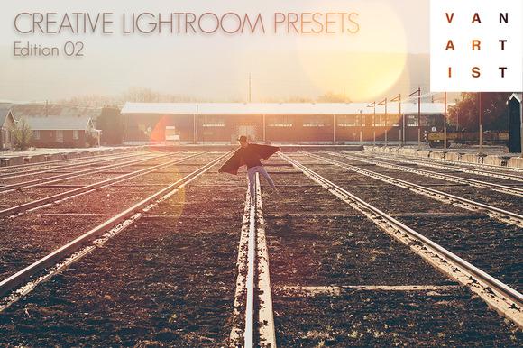 Lightroom Presets Edition 02