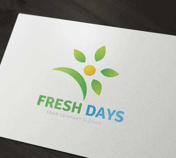Fresh Day Logo