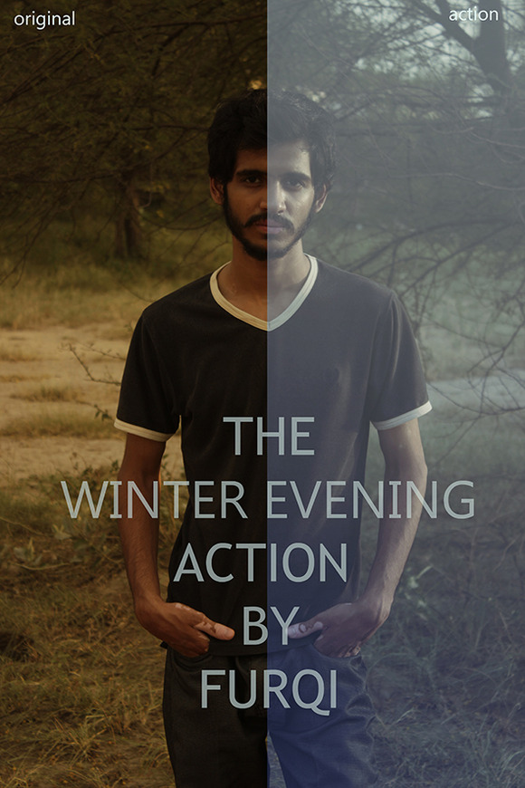 Winter 3 Actions By FURQI