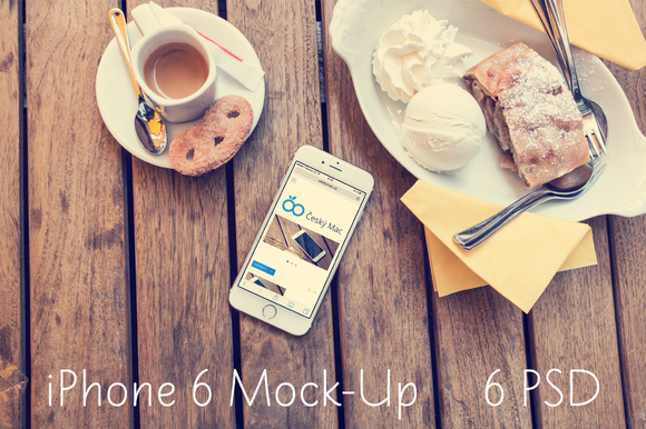IPhone 6 Mock-Up Part 1 Of 3